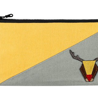 Taiwan mountain blessing - pencil bag
