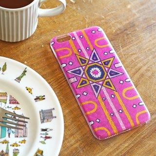 Hand painted case | Arabic