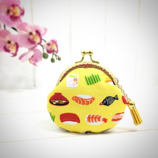 | • R • | mouth gold package charm | is love sushi mouth gold package | 8.5cm