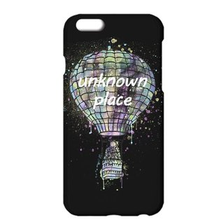 [iPhone case] Space balloon 2