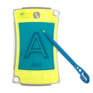 Boogie Board Jot 4.5 Clear View child learn the transparent plate