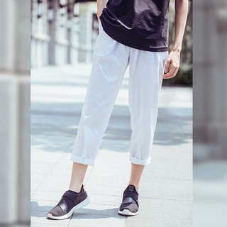 [MACACA] City Discount Pants - BSE7862 White