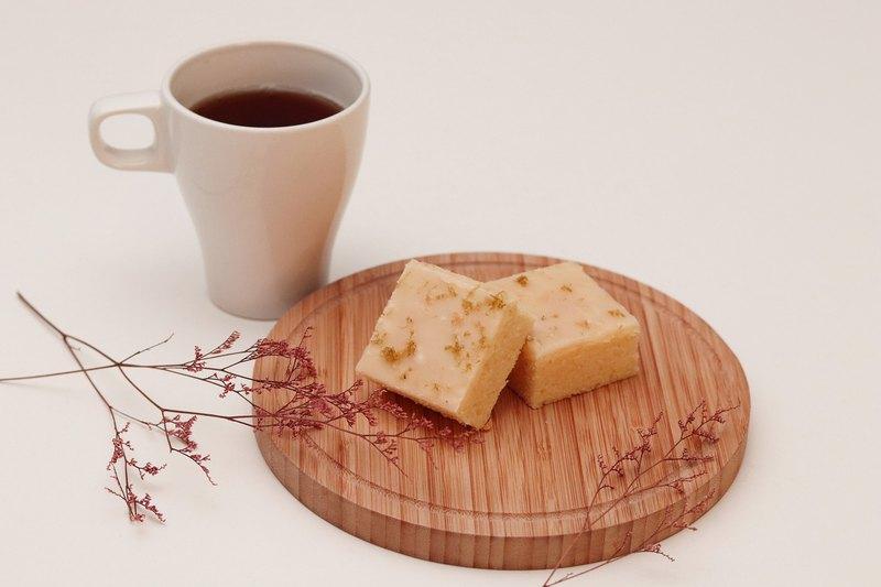 【鴝Qu cake】檸檬奶奶磅蛋糕-小片包裝