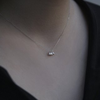Rain 925 sterling silver necklace