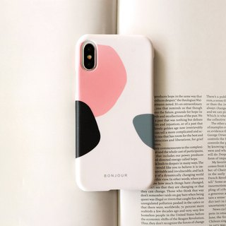 French small color mobile phone case
