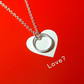 Embrace love 925 sterling silver necklace lover limited birthday gift