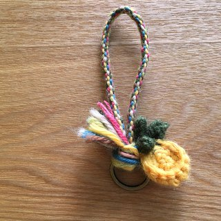 National wind key ring pineapple