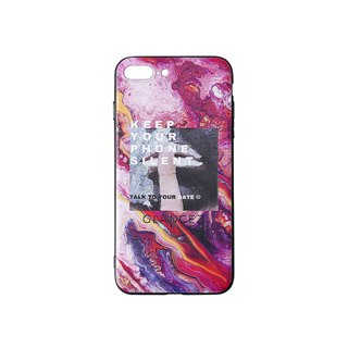 Glancez Keep Your Phone Silent iPhone Case