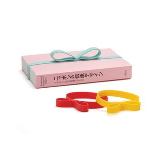Gifted Multicolour - Elastic Ribbons