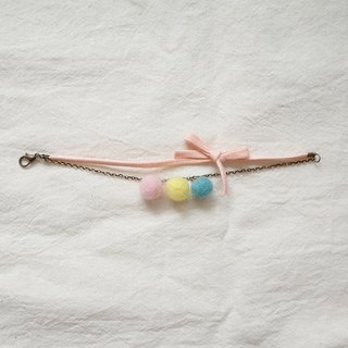 【Q-cute】 ice cream ball - bracelet