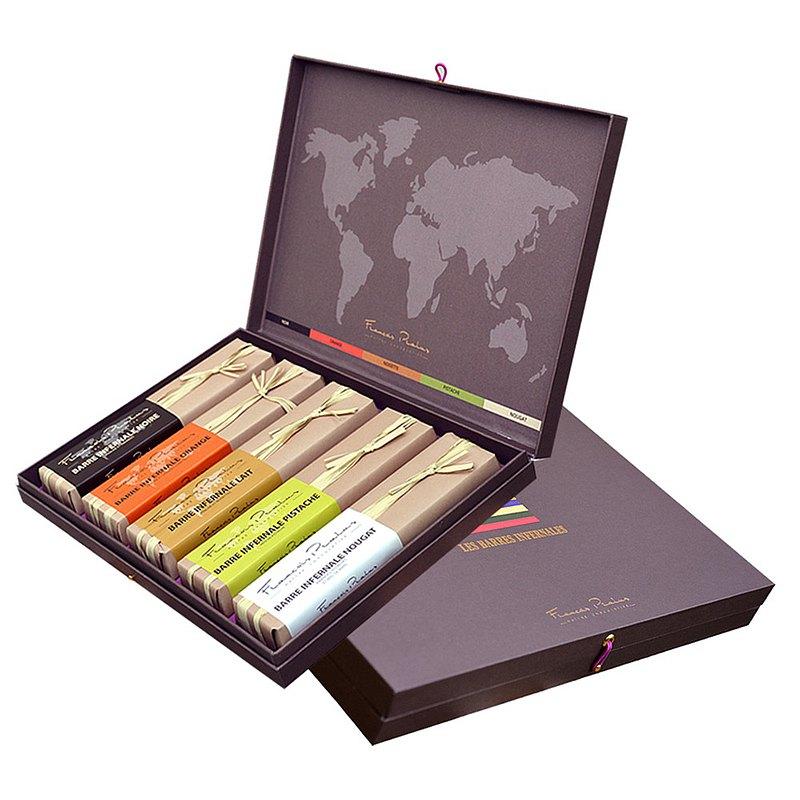 法蘭斯瓦帕露巧克力棍禮盒