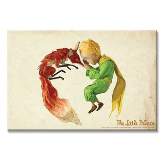 Little Prince Movie Edition License - Frameless (40*40cm/35*50cm)