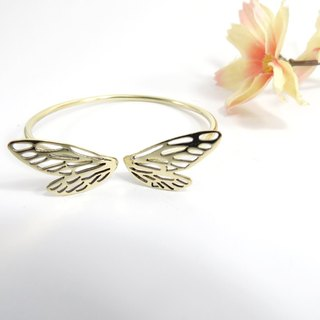 Dragonfly wings bracelet From WABY