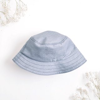 Gray cowboy fisherman hat