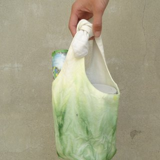 Plant dyeing/color dyeing - environmental protection pot bag (with inner bag)