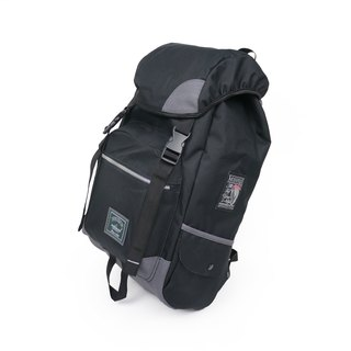 Matchwood Wood Design Matchwood Apollo Waterproof Notebook Backpack 17 吋 Laptop Protection Black Grey Limited Edition