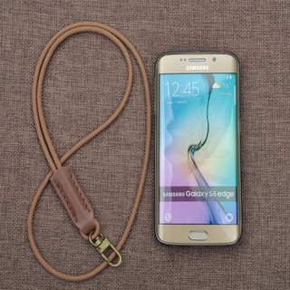 Upgrade: minimalist design Samsung S6 7 8 edge Plus Note 4 5 6 ASUS HTC Sony OPPO hanging neck phone silicone case exclusive design