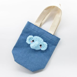 Elephant / Eco Bag / Beverage Bag