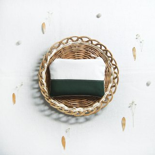 Small fresh coin purse - Forest Green