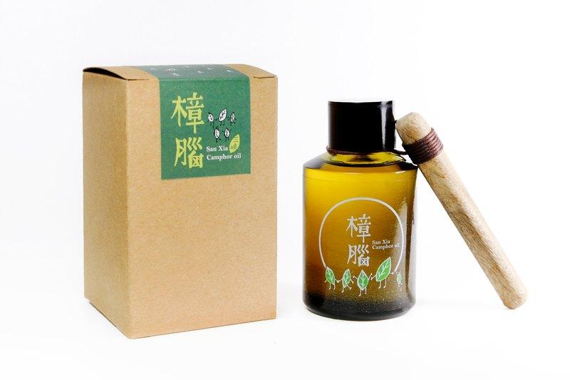 臺灣好油100%頂級天然樟腦油