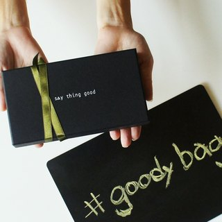Goody Bag - 3 PACK SOAP GIFT SET