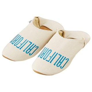 William Stadium - Indoor Slippers (White)