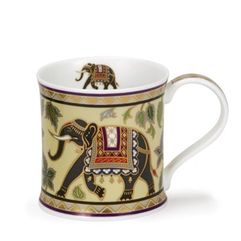 阿拉伯風馬克杯-大象