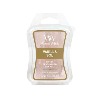 0.8oz Fragrance Wax - Vanilla Flower - Ingenious Series