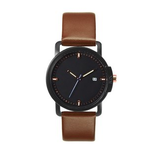 Minimal Watches : Ocean Project - Ocean 04-(Brown)