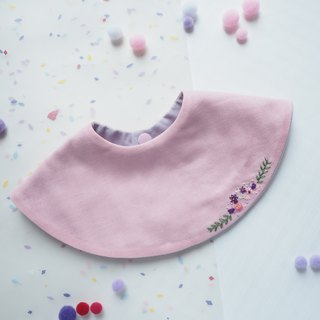 Hand Embroidery Bib