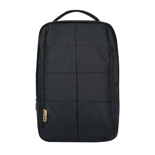 MDF simple computer backpack ∥ classic black ∥