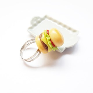 Hamburger ring 7789