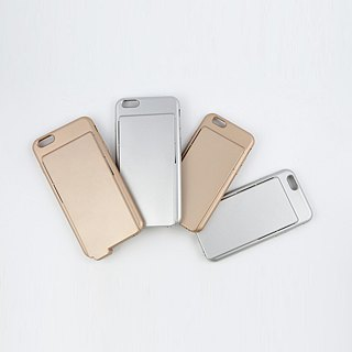 [Oshi OSHI] Dual Speaker Mobile Shell - Gold (For iPhone6/6s)