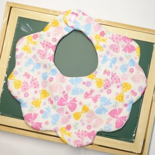 Play cloth hand made. Sided baby bibs