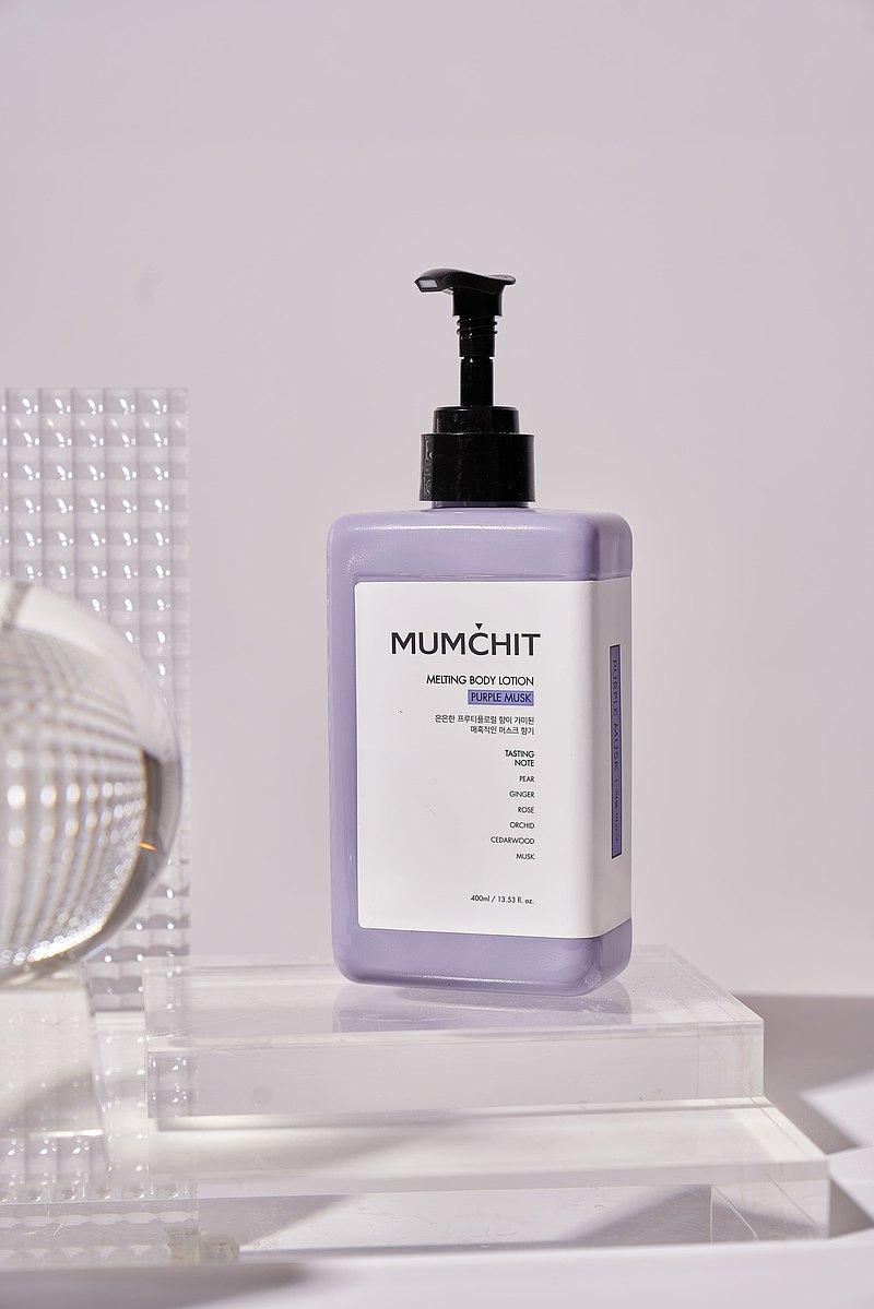 香氛身體乳液 | 氣質紫麝香 | 400 ml