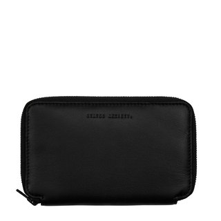 VOW passport holder_Black/Black