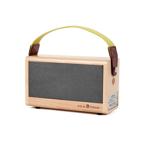 CELIA & PERAH P3 II Wireless High Fax Solid Wood Sound