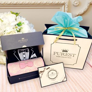 PUREST little princess and little prince forever happy gift box group baby newborn baby gift giving preferred