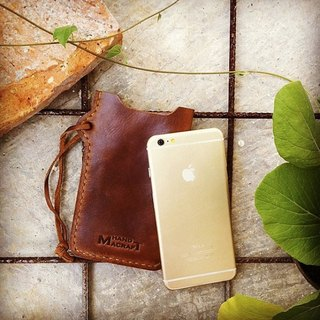 Pouch dayak warrior for iPhone 6/6s/7/8 plus