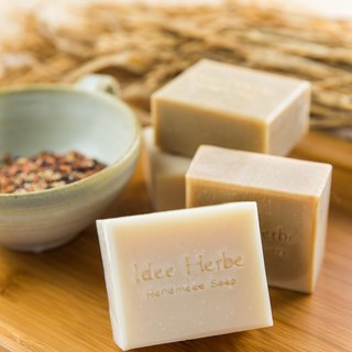 Rice soap natural health