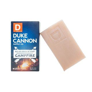Duke Cannon BIG ASS Campfire Soap
