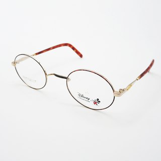 Monroe Optical Shop / Japan 90s antique small round glasses frame no.A35 vintage