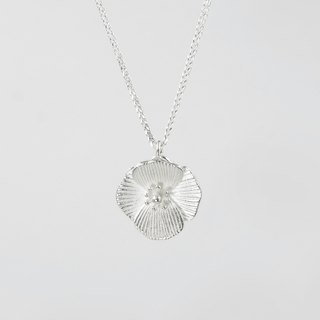 I-Shan13 | Poppy flower necklace