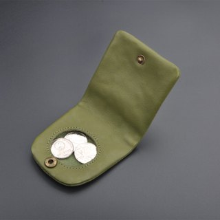 Cowhide pouch coin, headphone cable, camera memory card, SIM card, Guitar Pick storage bag Free gift printed English name