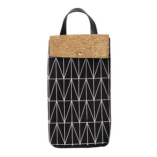 Cozy- Nordic Simple Storage Bag (Black)