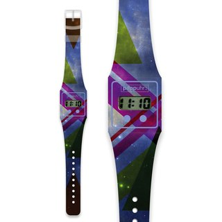 I like paper® universe UNIVERSE design paper watch / Made in Germany /