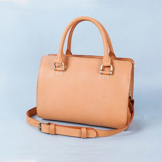 Hsu & Daughter Classic Boston Bag (Small) [HDA0037]