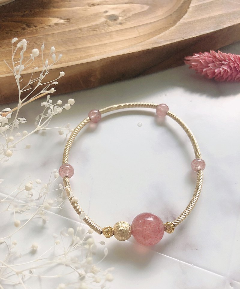 Crystal Bracelet Bangle elastic