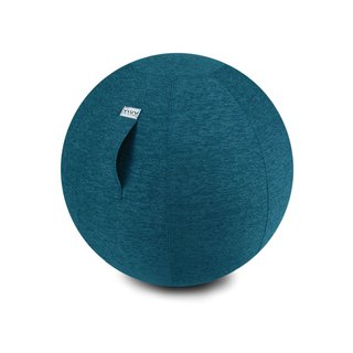 VLUV fabric ball chair personality blue-green