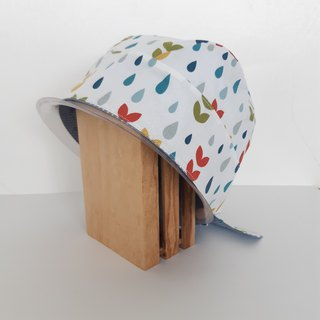 Spring rain reversible turban cap work cap cooking cap (South Korea imported cotton limited edition)